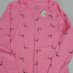 Justice Girls long Sleeve Top Size 14/16 New